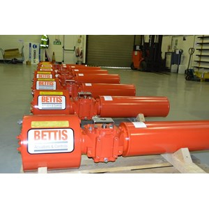 Bettis Actuator By PT. Sumber Teknik Indonusa