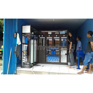 AIR ISI ULANG AQUA & LPG By Sumber Teknik Indonusa