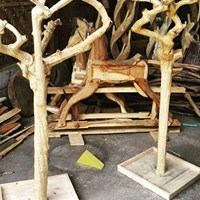 Jual Java Wood Tree Play Stand Bird Perch Parrot Stand Supplier And Manufacture From Indonesia 2