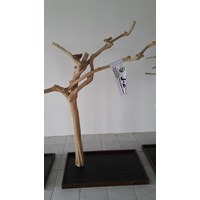 Beli Kerajinan Kayu Javawood Playstand Coffee Tree Bird Perch Multi Branches Parrot Stand Java Wood Branch 4