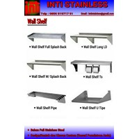 Wall Shelf Rak Dinding Stainless