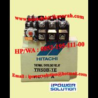 Jual TR50B-1E Thermal Overload Relay Hitachi 2