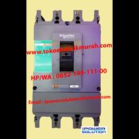 Distributor Breaker Schneider tipe EZC400N 3