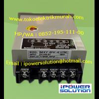 Jual M4Y-DV-4 4VA panel meter merk Autonics