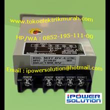 M4Y-DV-4 4VA panel meter merk Autonics