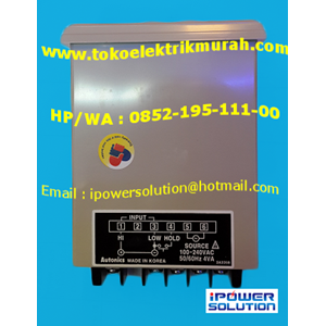 Dari M4Y-DV-4 4VA panel meter merk Autonics 2