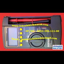 Digital Multimeter tipe CD800a