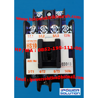 Kontaktor HITACHI tipe HS10 1
