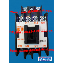 Kontaktor HITACHI tipe HS10
