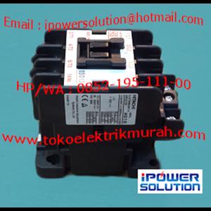 Kontaktor HITACHI tipe HS10 10A
