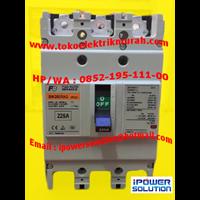 Distributor BW250RAG MCCB 225A FUJI 3
