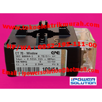 Tipe CT70 current transformer GAE  1