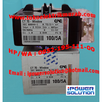 Distributor Tipe CT70 100-5A Current Transformer GAE  3