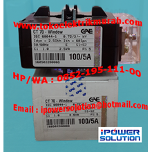 Current transformer tipe CT70 100-5A GAE