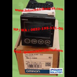 Omron tipe E5CN-R2MT-500 Temperatur Kontrol
