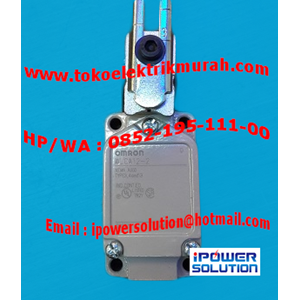 Limit Switch Tipe WLCA12-2n  OMRON 3A
