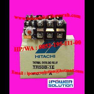 Thermal Overload Relay TipeTR50B-1E HITACHI