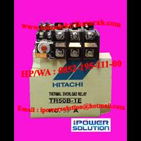 Distributor HITACHI Thermal Overload Relay Tipe TR50B-1E 3