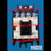 Jual Kontaktor Magnetik HITACHI Tipe HS10 2