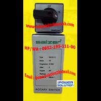 Jual Tipe SA16 2-1 Rotary Switch Salzer 2