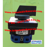 Tipe SA16 2-1 Salzer Rotary Switch