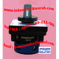 Rotary Switch Salzer Tipe SA16 2-1 1