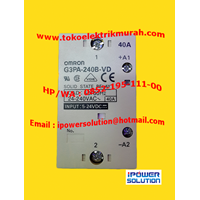 Jual OMRON Tipe G3PA-240B-VD Solid State Relay 2
