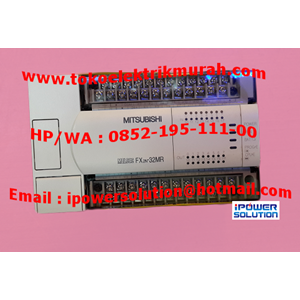 Tipe FX2N-32MR MITSUBISHI Programmable Controller