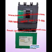 Distributor SCHNEIDER MCCB Tipe EZC400N 3