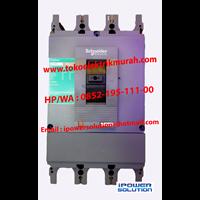 Distributor Tipe EZC400N MCCB Schneider 3