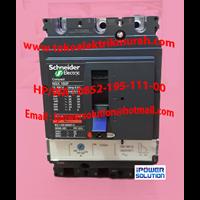 Distributor  MCCB  Breaker SCHNEIDER Tipe NSX 160F 3