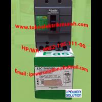 Schneider MCCB Breaker Tipe EZC100N 1