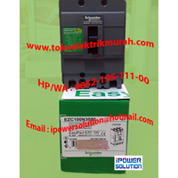 Distributor Tipe EZC100N MCCB  Breaker Schneider 3