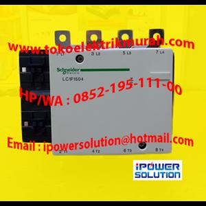 Schneider Kontaktor Tipe   LC1 F1504