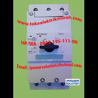 Jual MPCB Siemens Tipe  3RV1041-4LA10  2