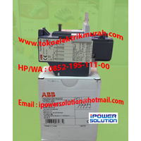 Distributor Overload Relay  Tipe TA75DU-32M  ABB  3