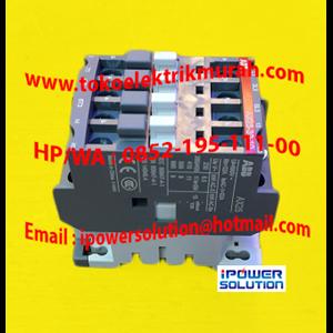 Kontaktor Magnetik   Tipe AX25  ABB