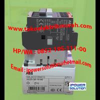 Jual Tipe AX25  Kontaktor Magnetik  ABB   2