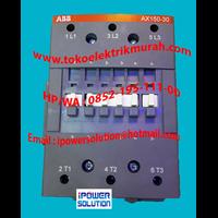 Jual Tipe AX150-30  ABB  Kontaktor Magnetik  2
