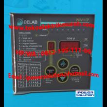 Tipe NV-7  Power Factor Controller  DELAB