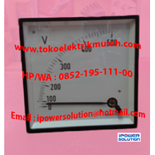 Tipe EC144  Circutor  Volt Meter