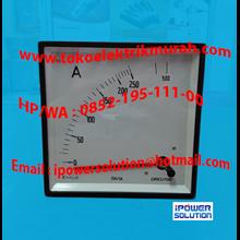 Amper Meter  Circutor  Tipe EC144A