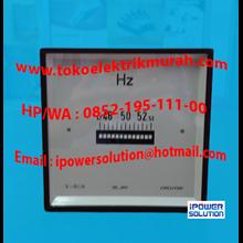Frequency Meter Circutor Tipe HCL 144