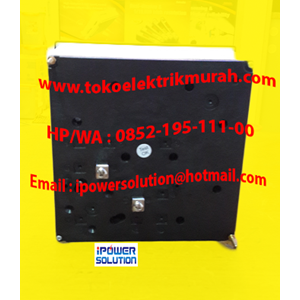 Circutor  Type HCL 144  Frequency Meter