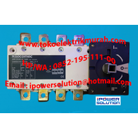 Jual Tipe Sircover 160A  SOCOMEC  Changeover Switch  2