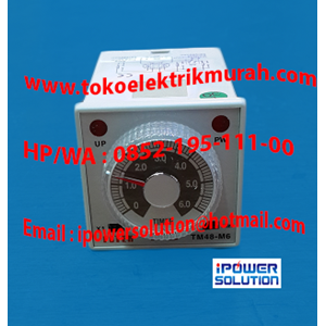 From Type TM48-M6  FOTEK  Timer  1