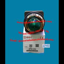 Tipe  APN126G  PILOT LAMP  IDEC