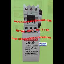 TECO  Kontaktor Tipe CU 38