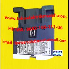 TECO Tipe CU-18 Kontaktor