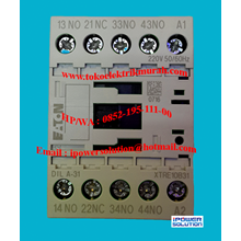 Contactor Relay Eaton Tipe DILA-31
